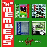 The Members - The Virgin Years [CD]