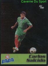 8/48CARLOS SALCIDO MEXICO PSV FULHAM  CARD LALA SELECCION MEXICANA 2007 PANINI