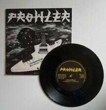 """Prowler - Alcatraz / So Lonely Rare 7"""" Heavy Metal Vinyl Excellent Condition"""