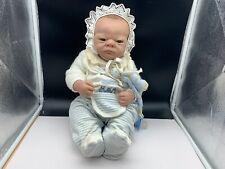 Linda Webb Künstlerpuppe Vinyl Puppe 58 cm. Top Zustand