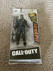 NEW Black Ops 4 He Zhen-Zhen SERAPH McFarlane Toys Call of Duty Action Figure
