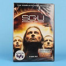 SGU Stargate Universe - The Complete First Season - 1 One -