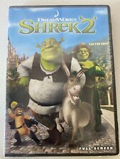 Dreamworks- Shrek 2 - Full Screen Dvd New And Sealed