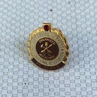 Sheet Metal Workers International Association Pin Organized 40 Years 1888