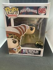 Funko - Pop TV: Power Rangers S7 - Rita Repulsa Brand New In Box