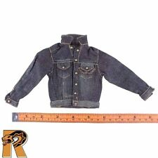 COF026 - Denim Jacket - 1/6 Scale - Crazy Owners Action Figures