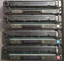 8 sets Virgin Genuine Empty HP CF410A - CF413A Toner Cartridges 410A INTRO's