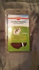 Kaytee Pet Harness Leash Large For Ferrets Dwarf Rabbits Chinchillas