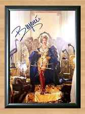 BEYONCE The Mrs Carter Show Signed Autographed A4 Print Poster Photo CD Ticket