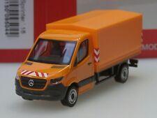 Wiking Mercedes VW Opel Transporter Bus Kasten Pritsche LKWs Modelle HO 1:87