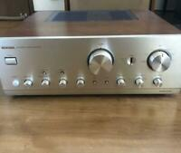 Onkyo A-927 Integra Amplifier Voltage 100V
