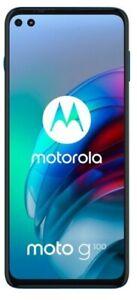 Motorola Moto G100 5G 128GB Iridescent Ocean blau Android Ohne Simlock Dual-SIM