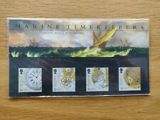 MARINE TIMEKEEPERS STAMPS PRESENTATION PACK - No.235 - 1993