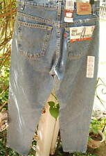Levi's 550 Jeans High Waisted Relaxed Taper Leg Vintage Mom Jeans NWT size 10