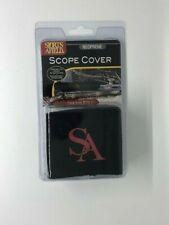 Case of 4 Neoprene Gun Rifle Scope Covers by Sports Afield One Size Fits All New