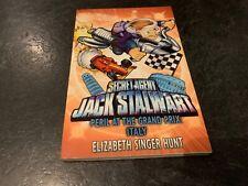 Secret Agent Jack Stalwart by Elizabeth Singer Hunt called Grand Prix Italy