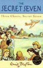 THE SECRET SEVEN 8 - THREE CHEERS, SECRET SEVEN  by ENID BLYTON  NEW