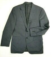 Canali Pure Wool Italian Mens Sports Coat Suit Blazer sz 50R