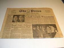 The Press of Atlantic City April 7, 1976 Howard Hughes Dies of Kidney Failure