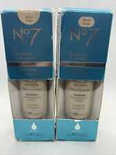 2No7 Protect & Perfect ADVANCED All in One Foundation 1oz Warm Beige  7/21-02/22