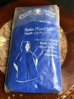 RINGLING BROTHERS CIRCUS COLLECTIBLE Youth Rain Poncho New In Package