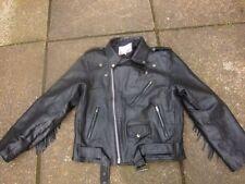 Unbranded Men's Biker Waist Length Coats & Jackets