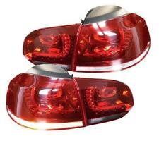 Golf 6 VI LED Rückleuchten Heckleuchten rot originaler GTI R Look SATZ Plug&Play