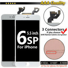 Black Touch Screen Digitizer LCD Display Assembly for iPhone 5s Replacement US
