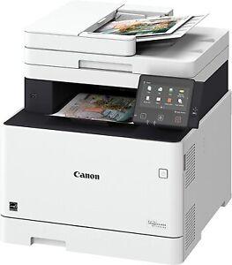 Canon ImageClass MF733CDW Color Laser All-In-One Printer