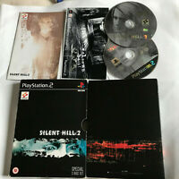 Silent Hill 2 / Special 2 Disc Set / Boxed & Instructions Playstation 2 PS2 PAL