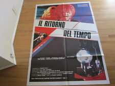 FROM BEYOND Original Italian poster HP Lovecraft Jeffrey Combs Horror 39x55 ""