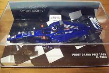 1/43 1999 PROST Grand Prix AP02 OLIVIER PANIS
