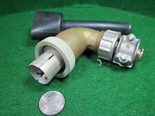 (1) PL-Q173 COAX CONNECTOR for SCR-522 VHF AIRCRAFT RADIO NOS