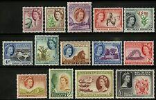 Southern Rhodesia  1959-63   Scott # 81-94   Mint Lightly Hinged Set