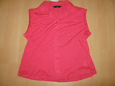 dorothy perkins top blouse size 14 rrp £18 pink sleeveless