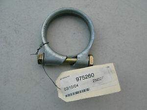 Exhaust Clamp R58 975260 For VOLVO 1969-1995