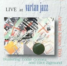 Various Artists : Live At Vartan Jazz CD