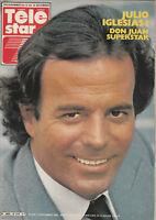 Télé Star N°219 - 09/12/1980 - Julio Iglesias - Paul Newman - James Stewart