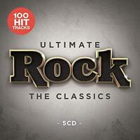 Ultimate Rock - The Classics - Various Artists (NEW 5CD)