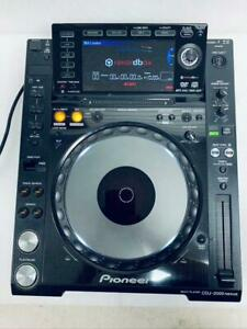 Pioneer CDJ-2000 Nexus -DJ Multi-Player