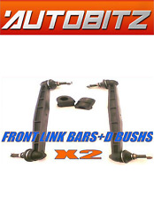 FITS ASTRA MK4 G 1998-2006 FRONT ANTI ROLL BAR LINKS + D BUSHES X2 FAST DISPATCH