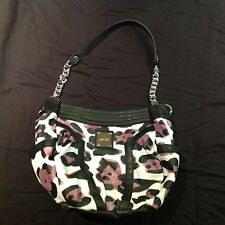 """Miche Demi Base Bag w/ Chain Handle & """"HARLOW"""" Shell - Good Used Condition!"""