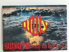 UNITY HASTINGS PIER 8.4.94 RAVE FLYERS FLYER