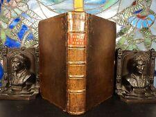 1736 HOMER Greek Literature Odyssey Illustrated Scottish Enlightenment Blackwell