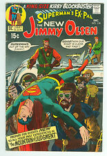 SUPERMANS PAL JIMMY OLSEN 134 6.0 6.5 OWW 1SY DARKSEID