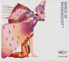 NEW ZEALAND STAMP SET FDC 2004 PRESENTATION PACK WORLD OF WEARABLE ART NO SLEEVE