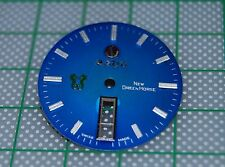 Rado watch Dial, Blue Color, Green Horse, Day-Date @ 6 Hour, Eta movement, Super