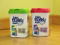 Bin Buddy Berry Blast & Citrus Zing With Citronella Bin Freshener Various Pack