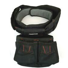 Husky 3 Pocket Tool Bag Measuring Tape Pouch with adjustable Belt NEW