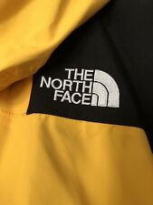 Vtg 90s The North Face Mountain Guide TNF Yellow GORE-TEX Sz Large Supreme